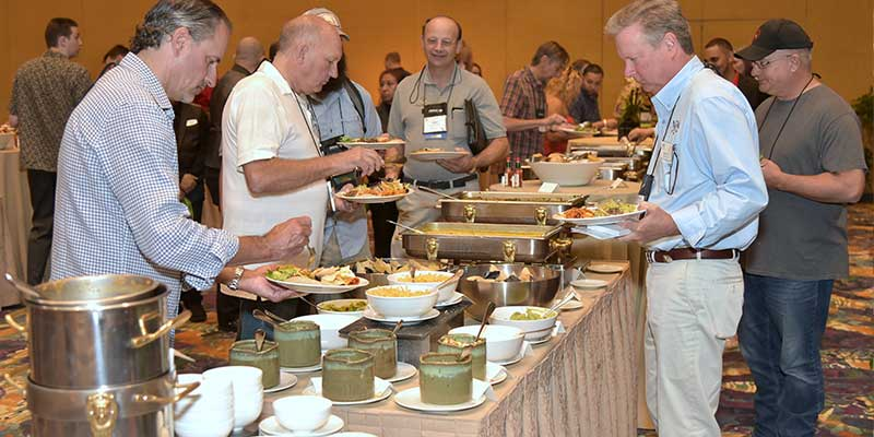 Sponsorship Trade Show Lunch